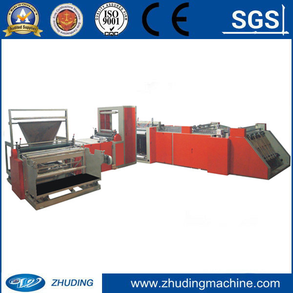 Full Automatic Nonwoven Bag Cutting and Sewing Machine