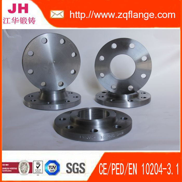 Stainless Steel Flange of En1092-1 Pn10