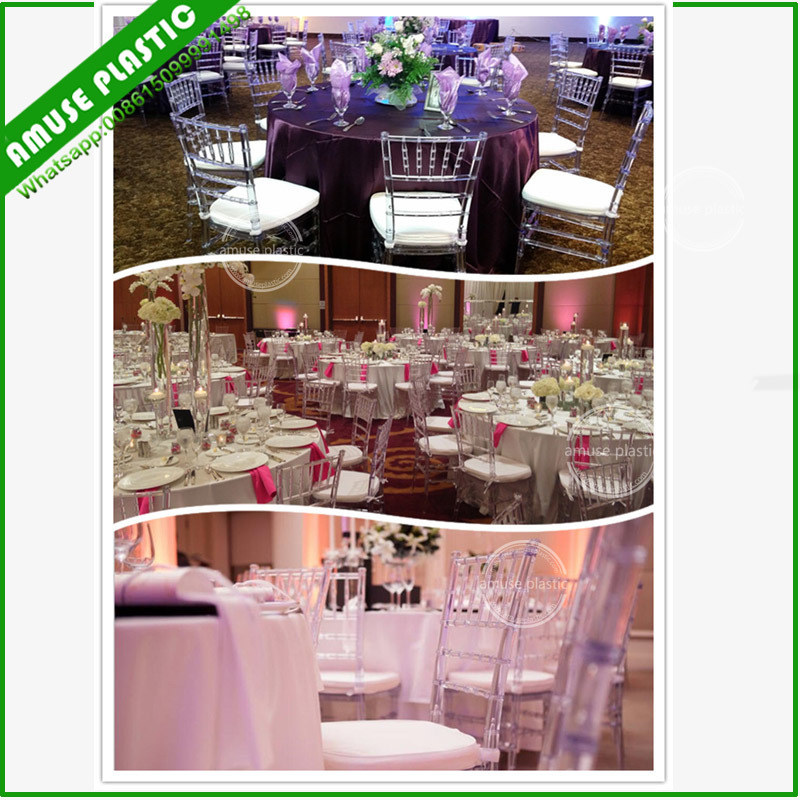 Resin Chiavari Wedding Tifanny Chairs Wholesale