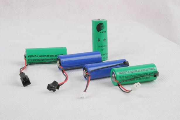 Heat Meter Batteries ER18505