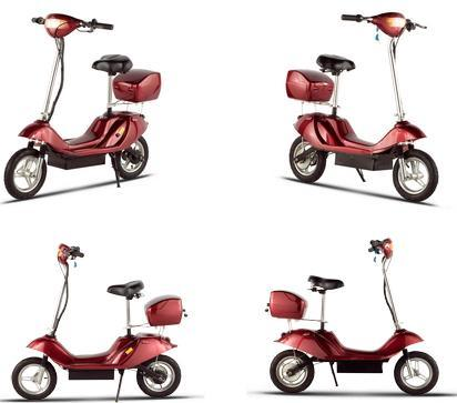 Electric Scooter with Carry Box and Front Big Light Et-Es04