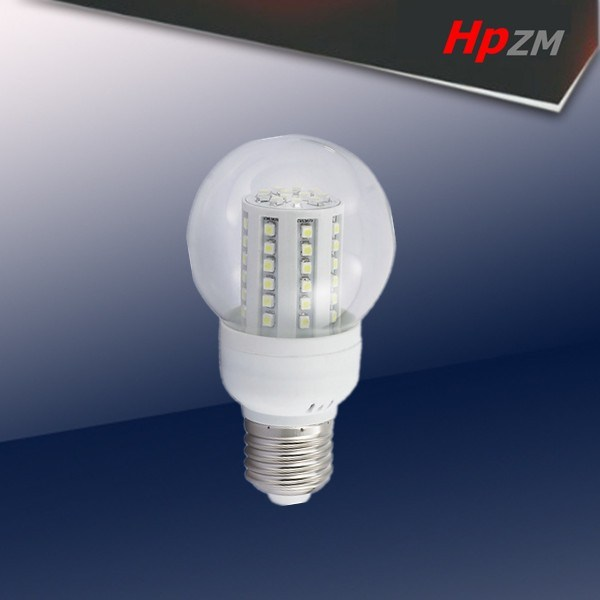 LED Plastic/ Glass Bulb Lamps