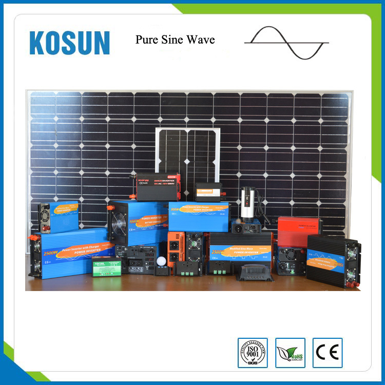 Constant Power 5kw Pure Sine Wave Type Solar Inverter
