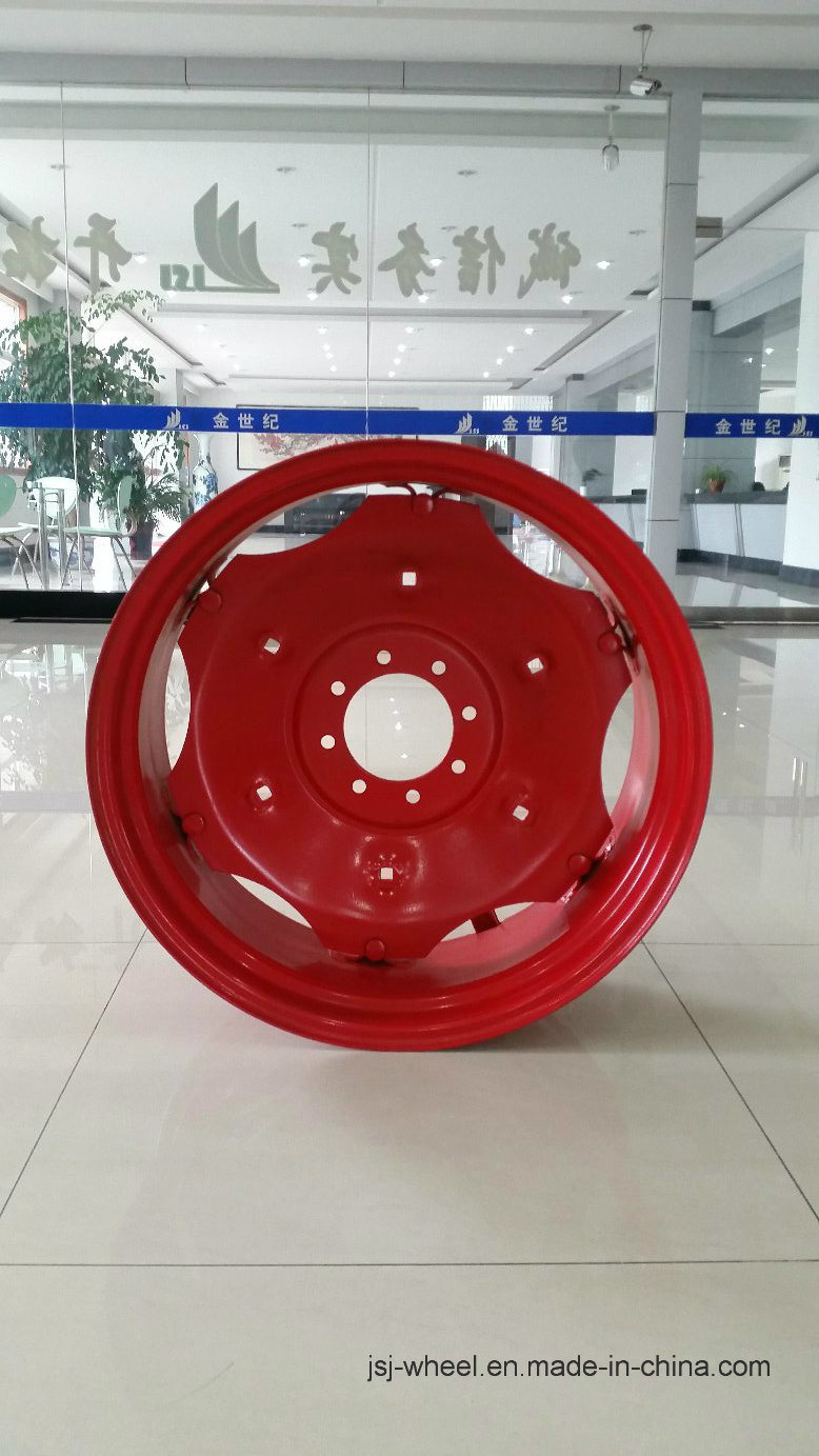 Wheel Rims for Tractor/Harvest/Machineshop Truck/Irrigation System-6