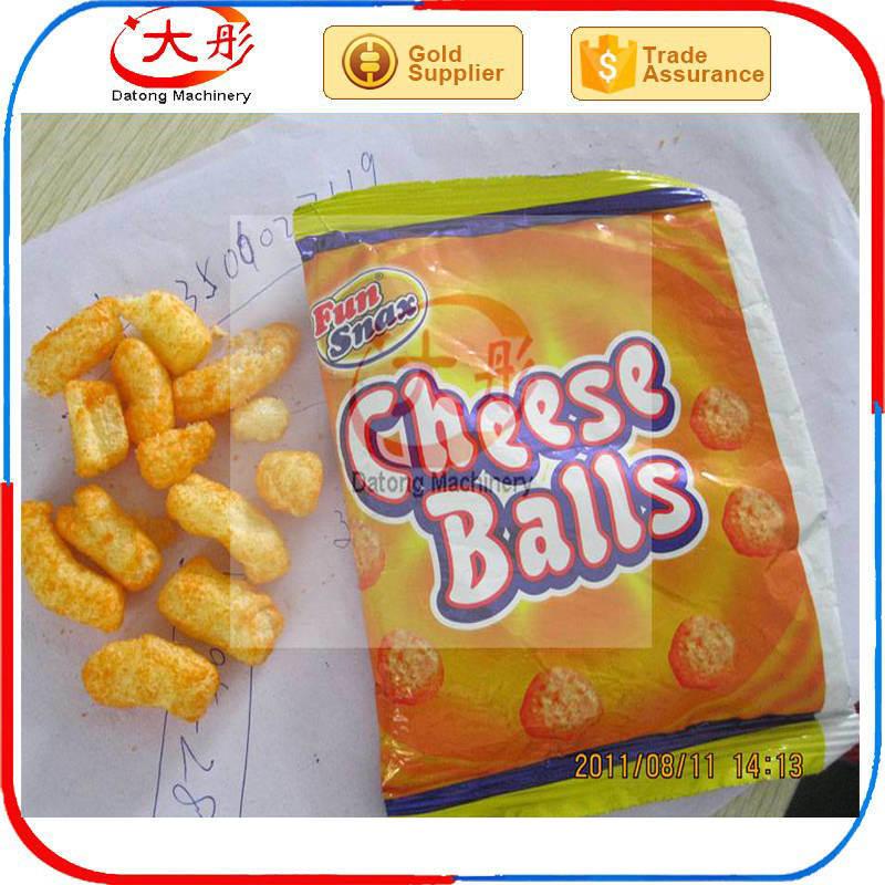 Cheese Pops Snacks Making Machines