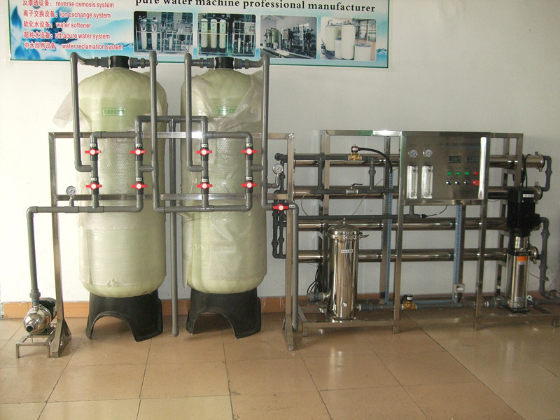 RO Water Treatment Line /Industrial Water Distiller