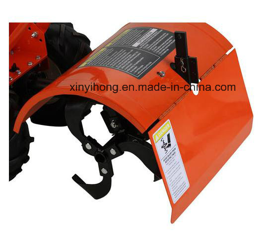 6.5HP 196cc 4-Stroke Agriculture Cultivator Mini Gasoline Power Rotary