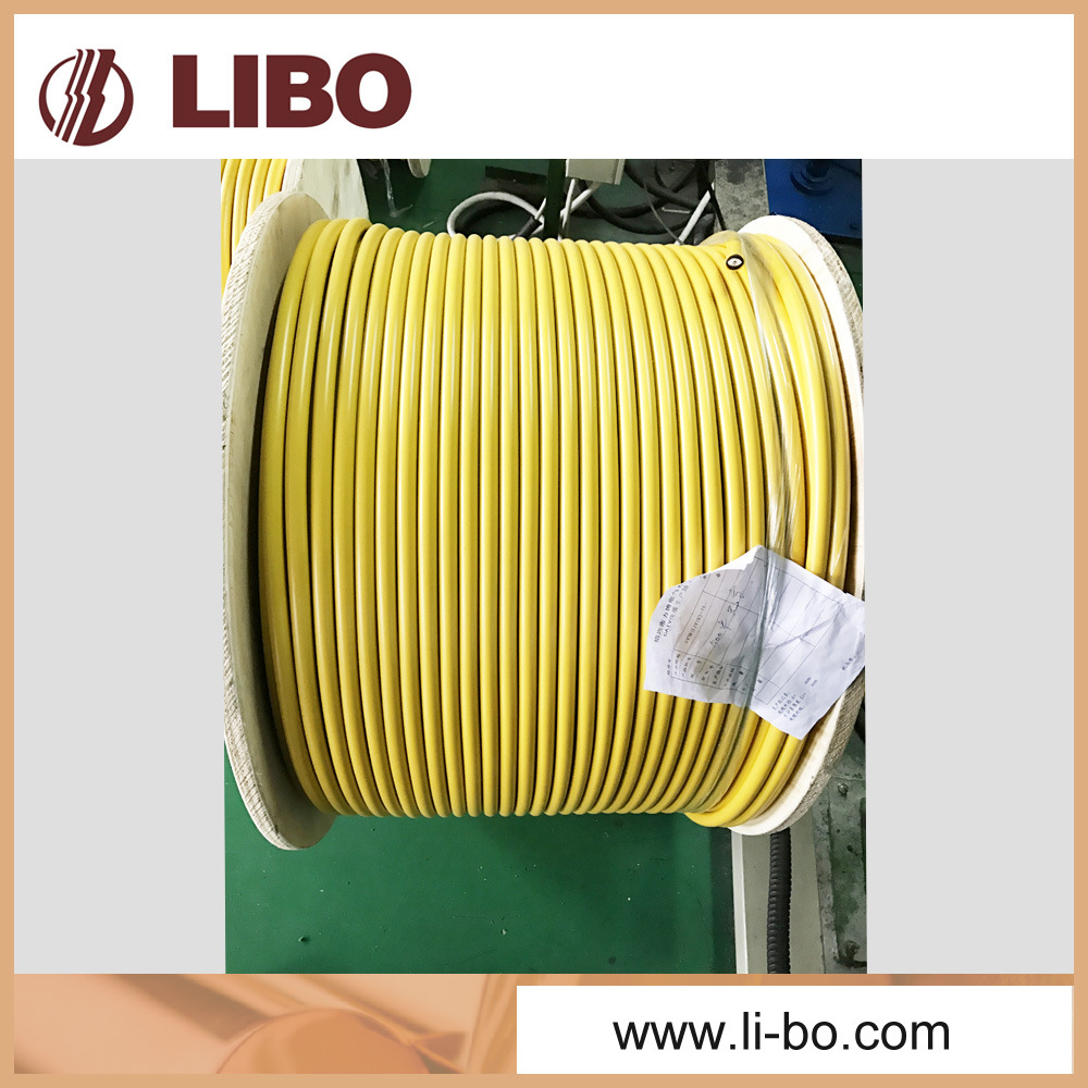 Msha Slywv-75-10 VHF Leaky Feeder Cable for Tunnel, Mine Communication