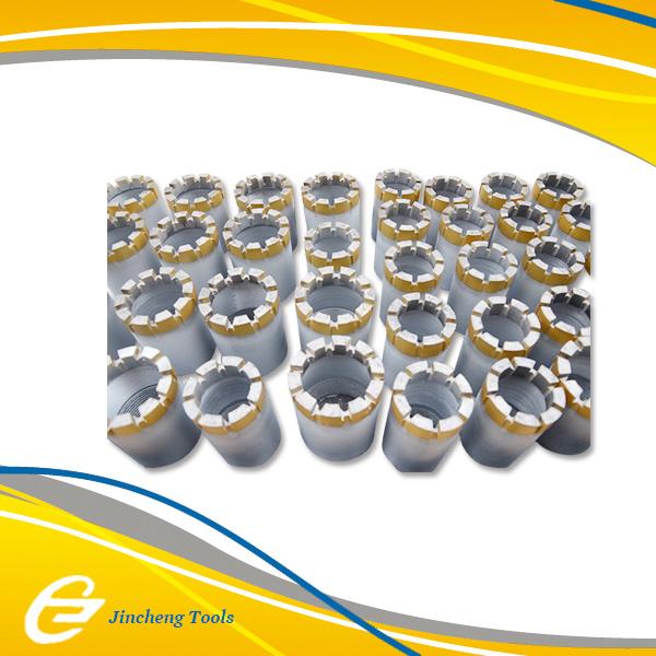 Impregnated Diamond Core Bit (NQ2)