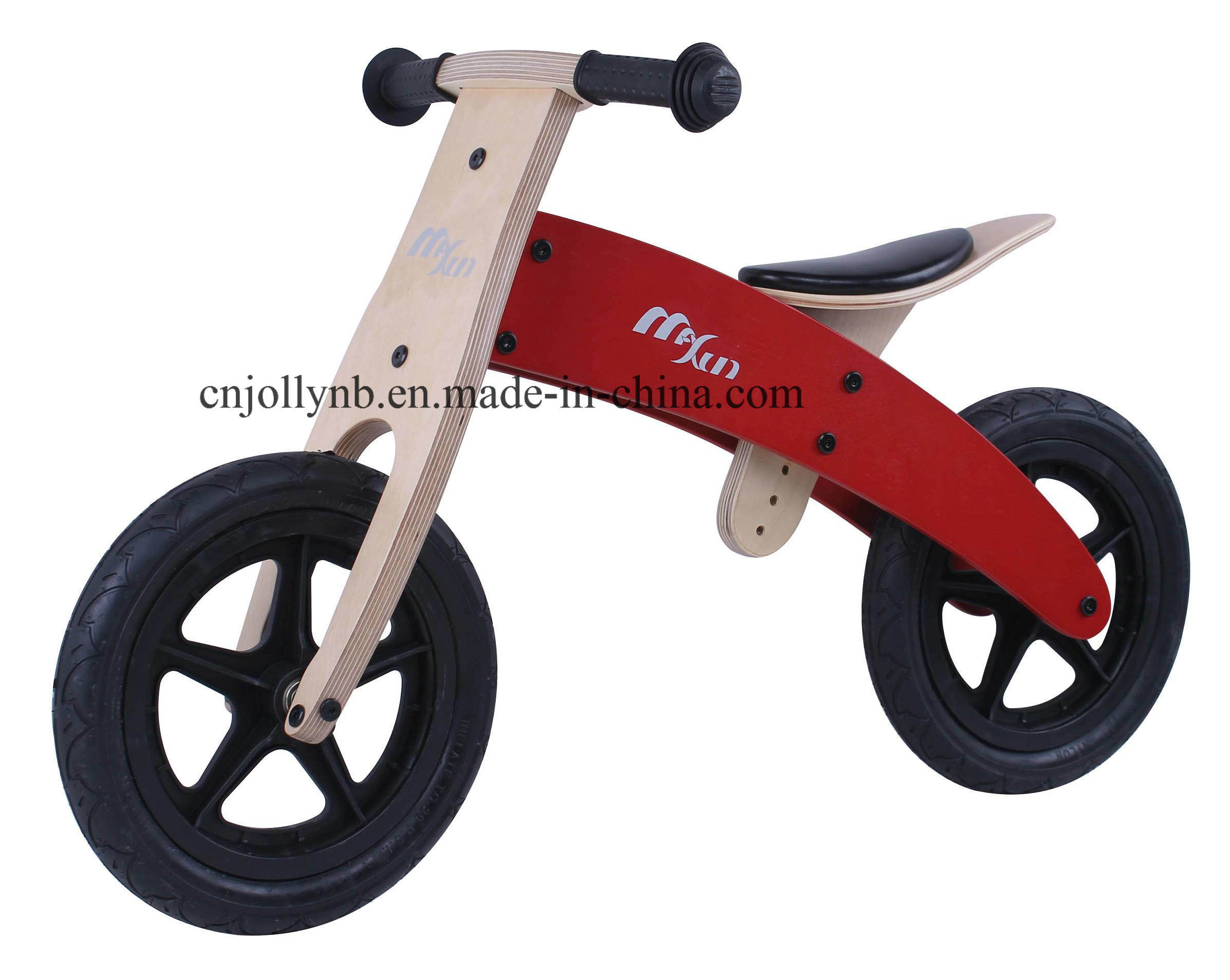 2017 New Hot Sale Wooden Kids Bike Wholesale