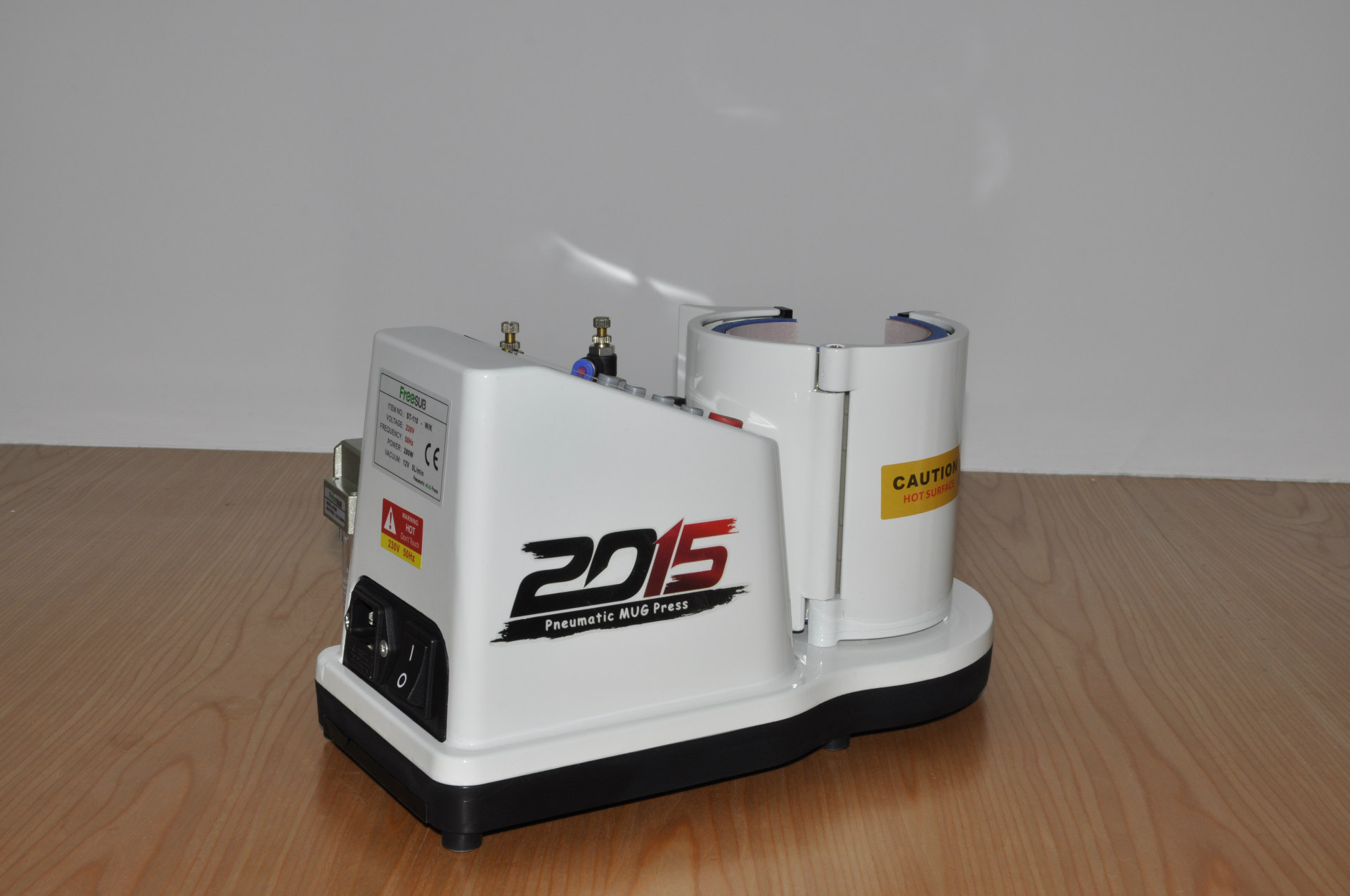 Sublimation Mug Heat Transfer Machine