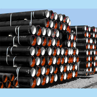 ISO2531 Ductile Cast Iron Pipe for Water Supply