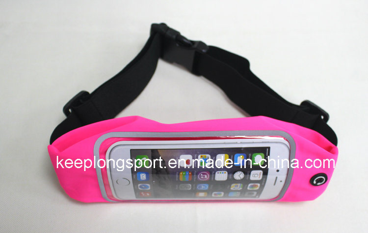Fashionable Waist Bag for iPhone6, Waist Case for iPhone6s, Sports Phone Case