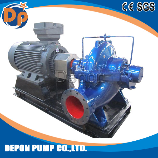 Fire Pump with Jockey Pump and Diesel Engine Water Pump