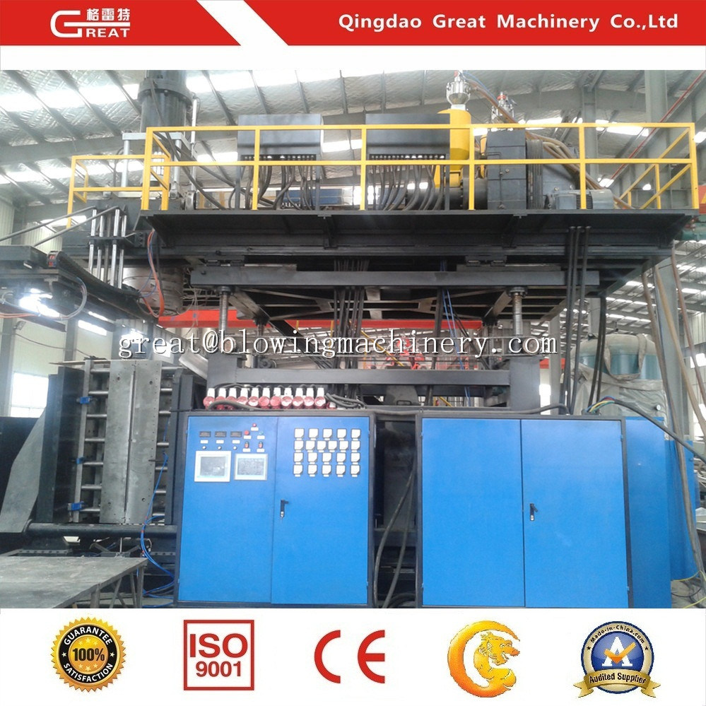 5000L-5 Layers Large Plastic Blow Molding Machine/Blowing Moulding Machiery