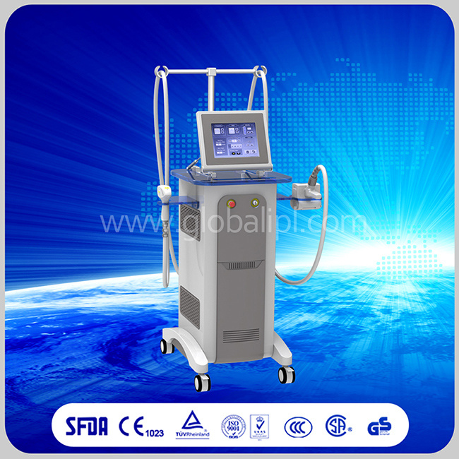 Multifunction Vacuum RF Ultrasonic Cavitation Slimming Machine