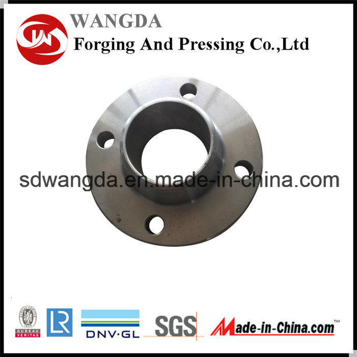 BS4504 BS10 BS En 1092 Forged Carbon Steel Flange