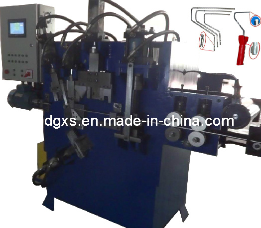 Hydraulic Steel Paint Roller Handles Making Machine (GT-PR-8R)