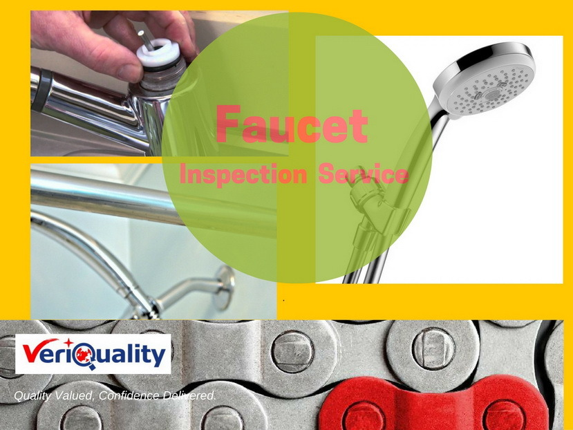 Faucet Inspection Service, Shower Head Quality Control