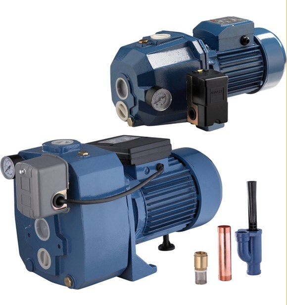 Self Priming Jet Pump for Deep Wells (DP750A)