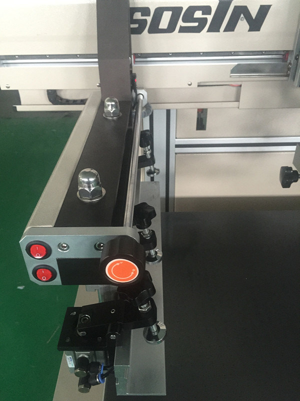 Top Quality Horizontal Screen Printing Machine (servo motor type)
