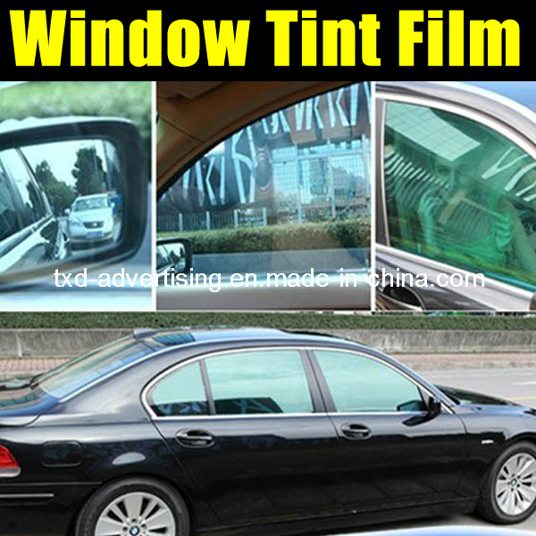 China good quality car window tint film from factory for 0 window tint