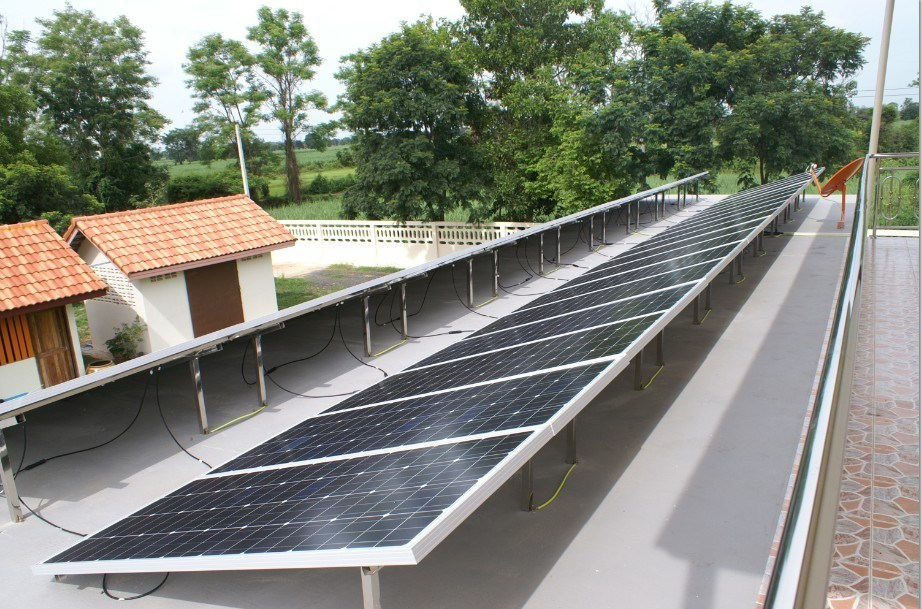 Hot PV 5kw 6kw 8kw Solar Panel Solar System