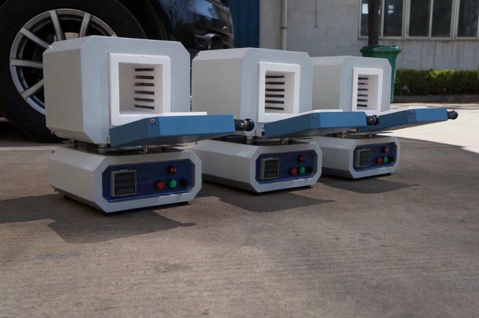 1000c Laboratory Bench-Top Mini Muffle Furnace for Scientific Research