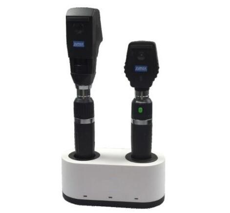 Rechargeable Ophthalmoscope an Retinoscope Diagnostic Set