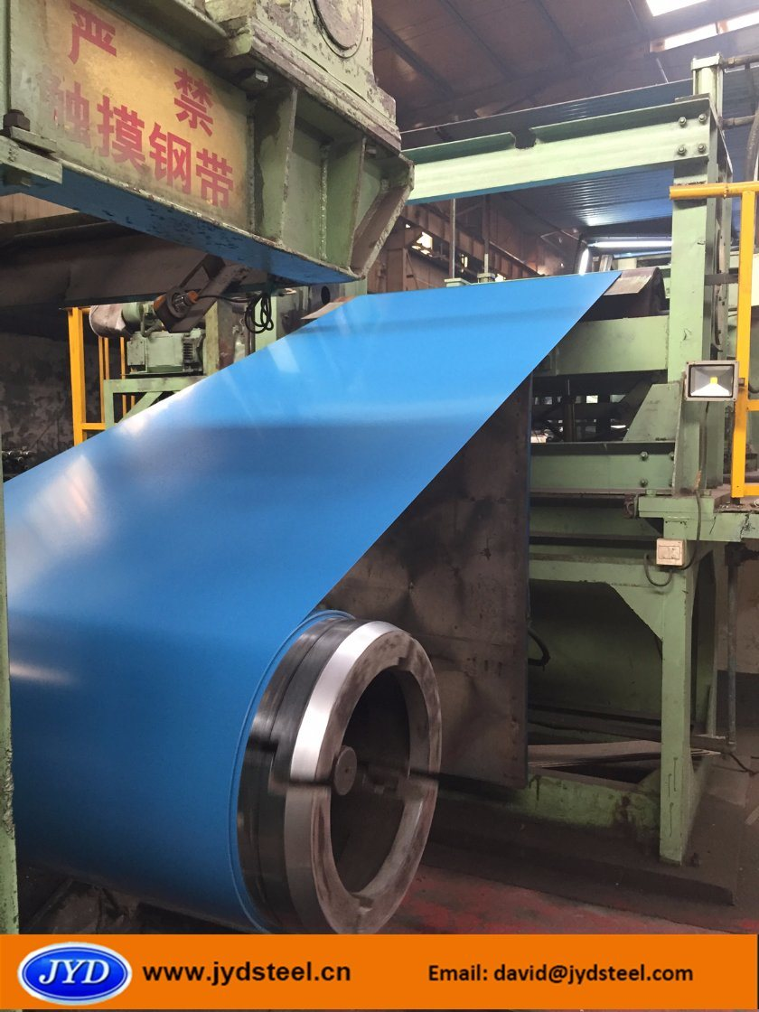 Color Alu-Zinc Coated Steel Coil/PPGL