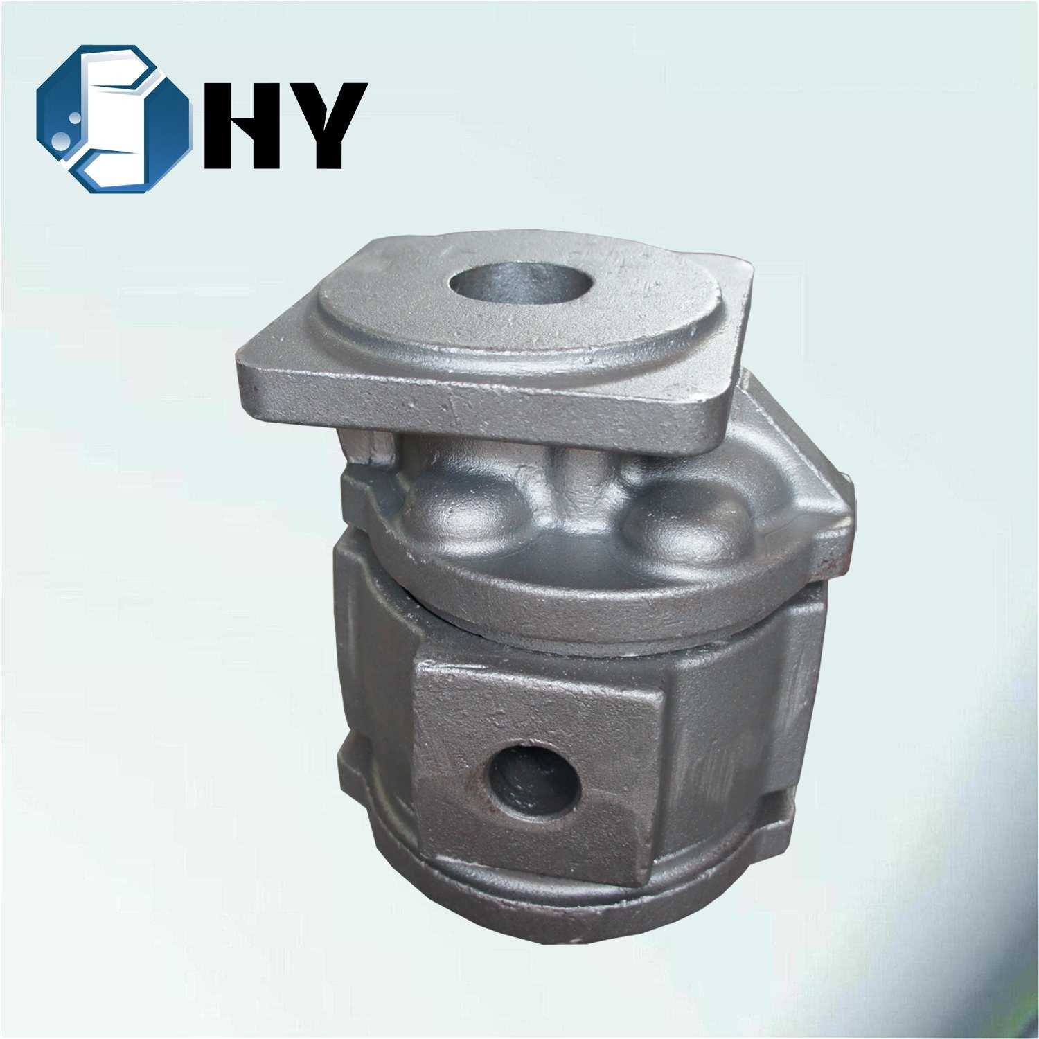 Marine Parts Cast Wrought iron Resin Sand Casting for Pump