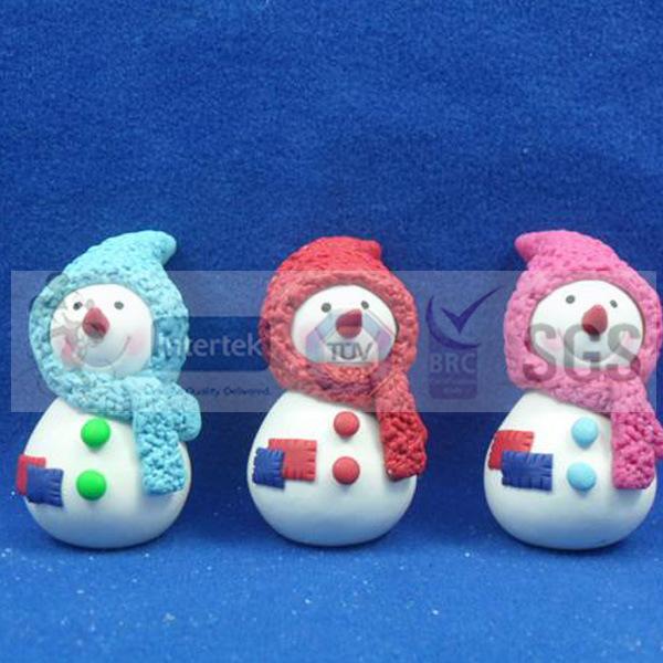 China Handmade Christmas Decorations Polymer Clay - China Handmade ...