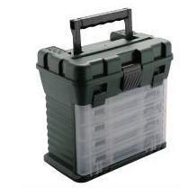 Plastic Fishing Tackle Box (R-H501)