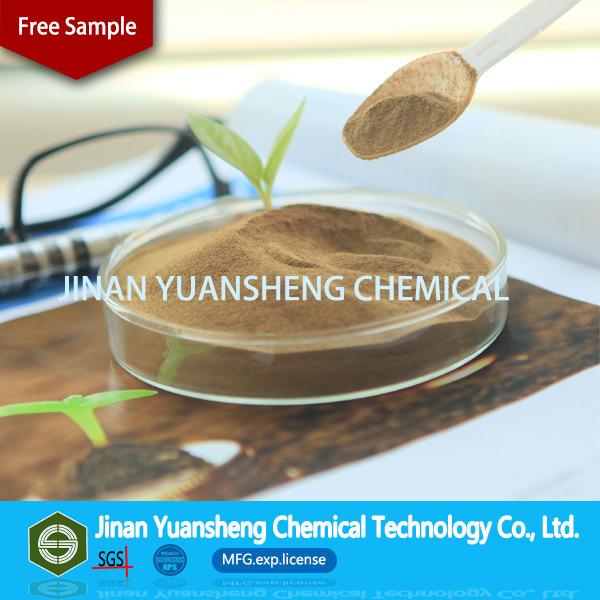 Calcium Lignosulfonate Animal Feed Binder/Fish Feed Binder Concrete Admixture
