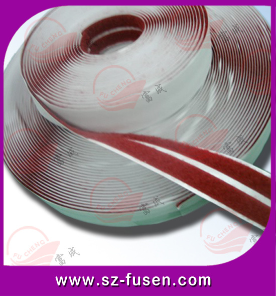 Professional Supplier of Adhesive Velcro Adhesive Hook and Loop (FS-202)