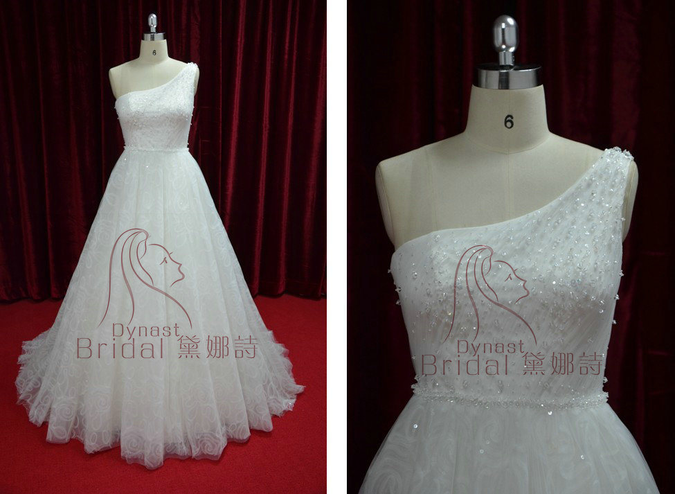 2013 Top Quality Wedding Dress