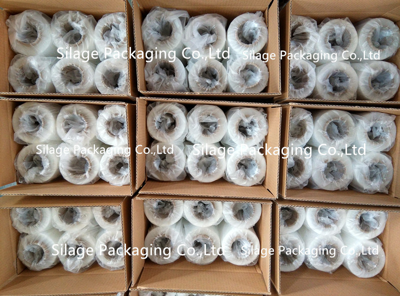 Suitcase Protection Use LLDPE Stretch Film