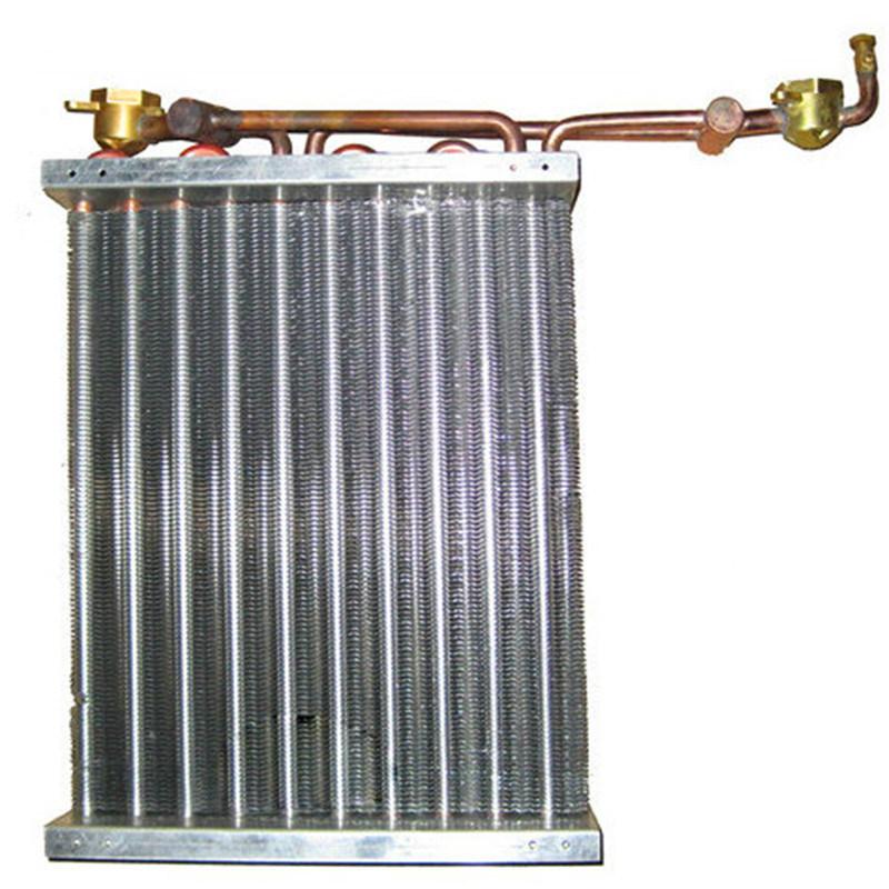 5/8 Cooper Tube Refrigeration Parts Static Evaporator Coils