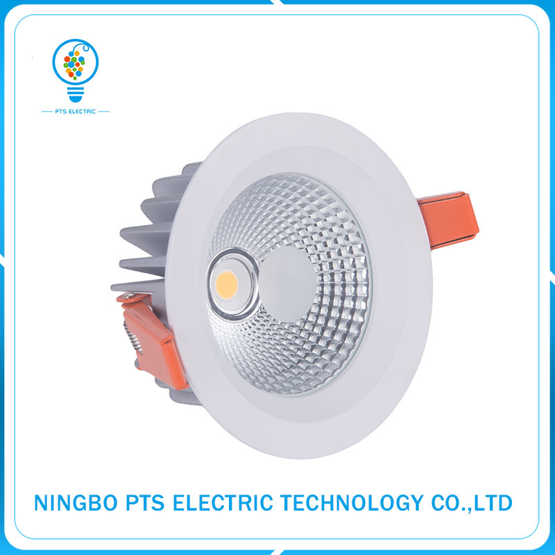 30W 3000lm High Lumen Lighting Fixture Recessed Waterproof LED Downlight IP67