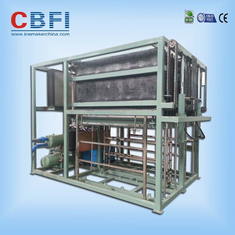 Containerized Automatic Block Ice Machine
