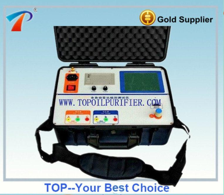 IEC Standard Current Transformer and Voltage Transformer Turns Ratio Meter (TPOM-901)