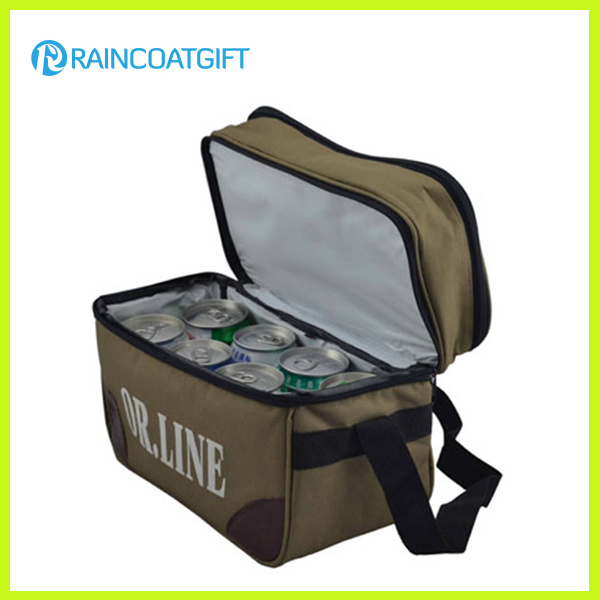 Large 600d Polyster Insulated Lunch Box Cooler Bag Rbc-031