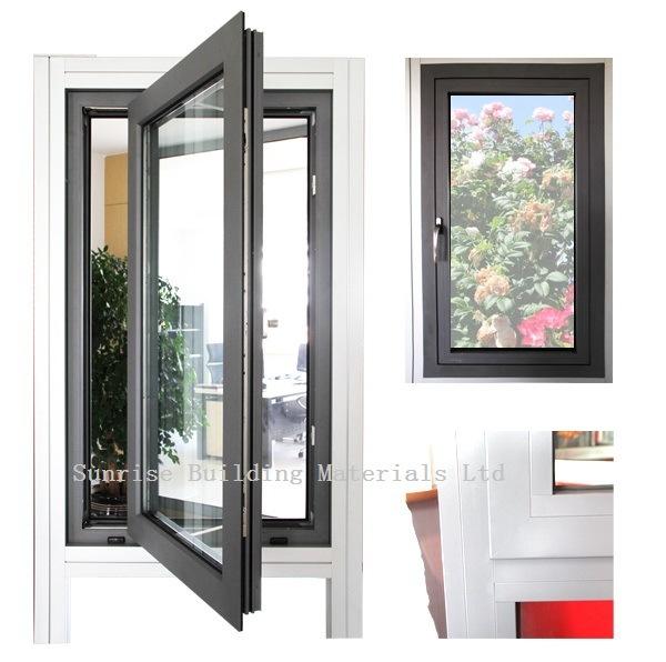 Aluminium Extrusion for Thermal Break Windows & Doors