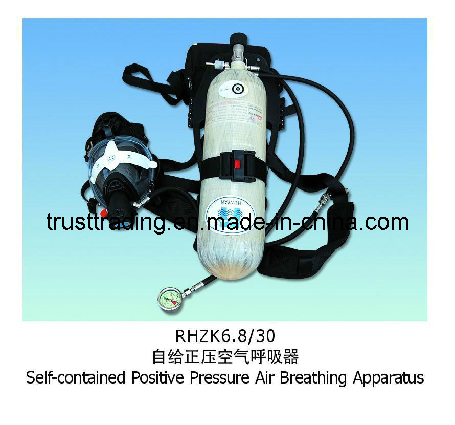 Marine Self Contained Breathing Apparatus