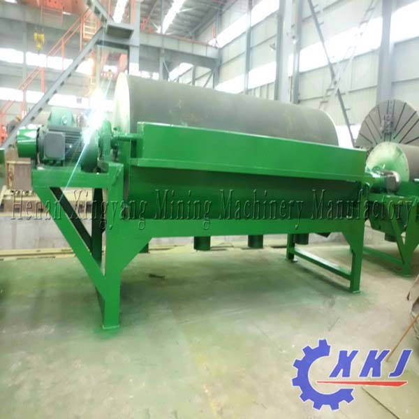 River Sea Sand Concentrate Magnetic Separator for Iron Ore (CTB1214)
