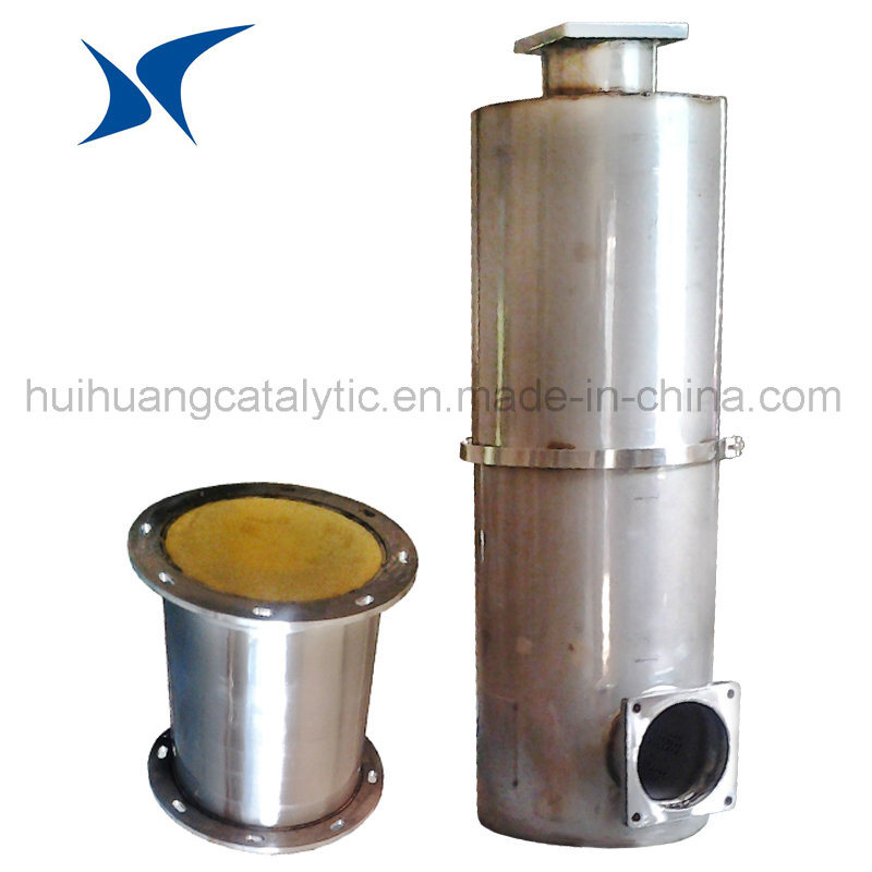 Low Sales Diesel Engine SCR Catalytic Muffler