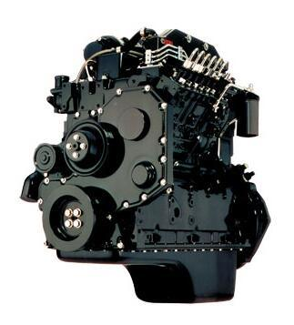 Cummins Diesel Engine 4BTA3.9-C80 for Construction Machinery