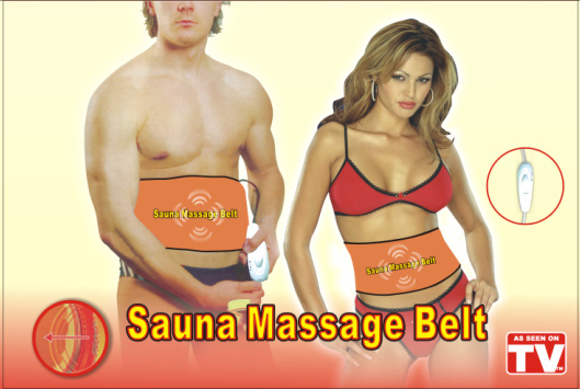 Heatign Vibation Slimming Weight Loose Massage Sauna Belt 2 in 1 Belt (TL-2006S-A)