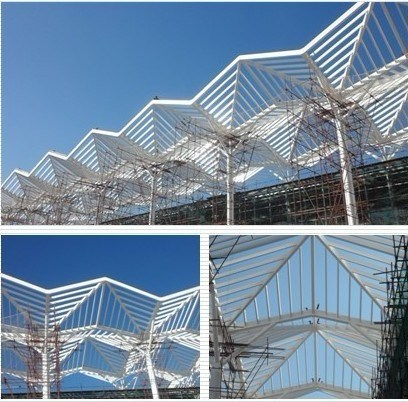 Space Frame Structure Building Images