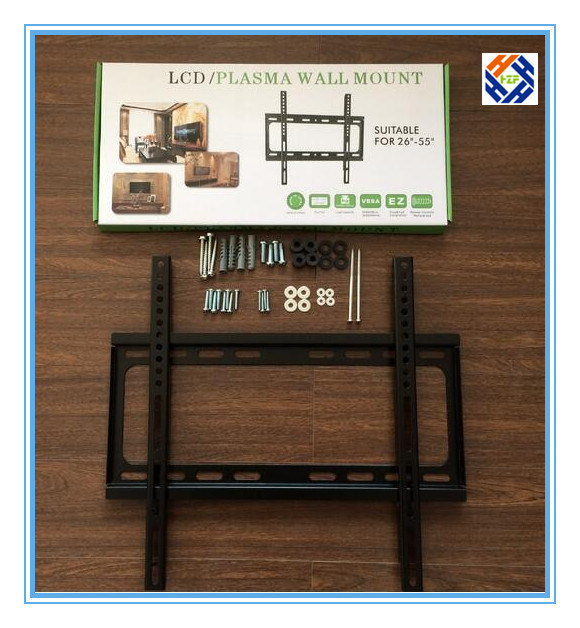 Universal TV Wall Mount Bracket LCD TV Clamp Bracket